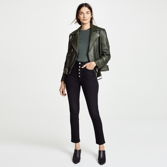 Citizens Of Humanity Denim - Citizens of Humanity Olivia Exposed Fly Jeans 25